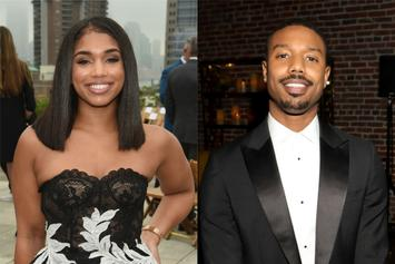 Lori Harvey & Michael B. Jordan Make It IG Official With Steamy Pics