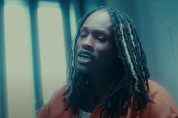 """King Von Goes To Jail In """"Armed & Dangerous"""" Video"""