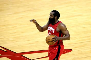 James Harden Says Goodbye To Houston In Emotional IG Post