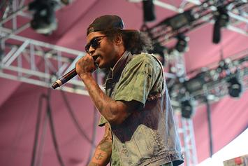 Ab-Soul Gets Conspriatorial In The Studio