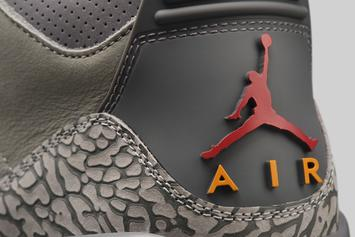 "Air Jordan 3 ""Cool Grey"" Release Date Unveiled"