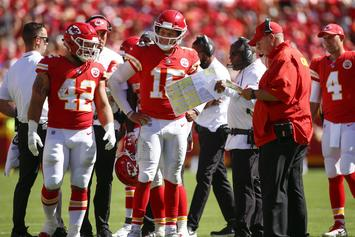 Patrick Mahomes Perplexed By Eric Bieniemy's HC Search Struggles