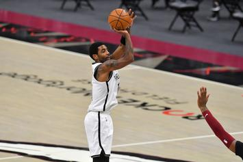 Kyrie Irving Takes To IG With A Message After Recent Nets Loss
