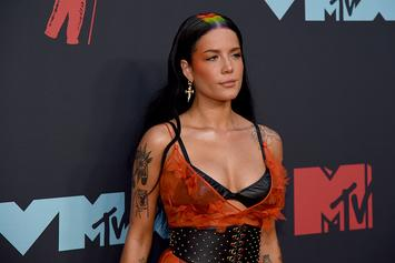 Halsey Announces She Is Pregnant, Debuts Baby Bump