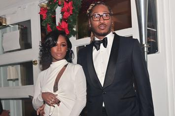 "Dess Dior Gets Future The ""Best Gift Ever"""