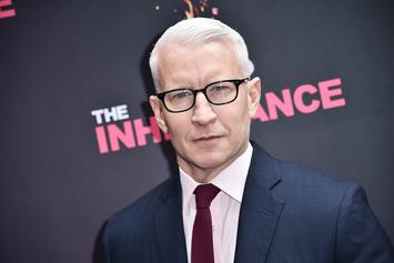 Former QAnon Follower Apologizes For Thinking Anderson Cooper Eats Babies