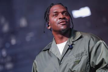 """Pusha T Apparently Making """"The Best Music Of His Life"""""""