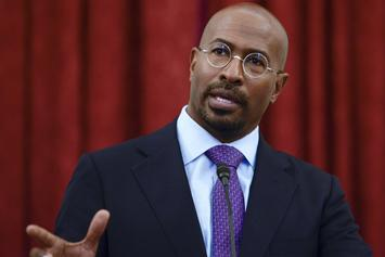 "Van Jones Confronted On ""The View"": ""People In The Black Community Don't Trust You"""
