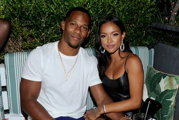 Karrueche Tran & Victor Cruz Break Up After 3 Years Together: Report