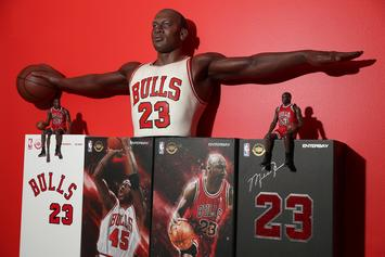 Michael Jordan Card Sells For Obscene Price At Auction