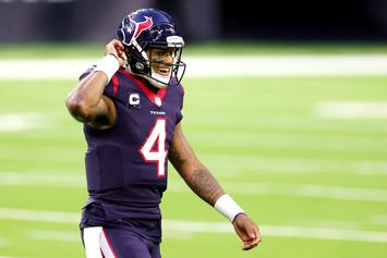 Deshaun Watson & Texans Standoff Continues To Get Messy