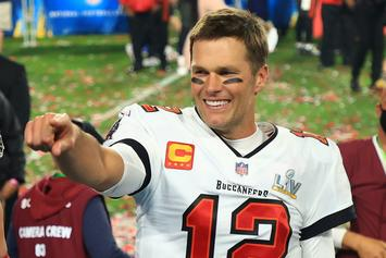 The Tampa Bay Buccaneers Destroy The Kansas City Chiefs To Win Super Bowl LV