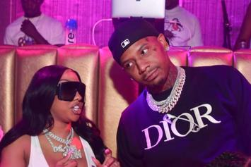 Moneybagg Yo & Ari Fletcher Fly In Separate Private Jets When Traveling Together