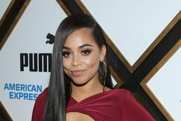 "Lauren London Faces Pregnancy Rumors After Outlet Says It's ""Confirmed"""