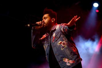 """The Weeknd Scores Big On """"The Highlights"""" First-Week Sales"""