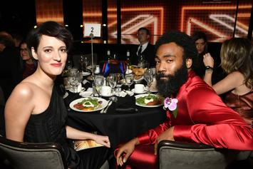 """Donald Glover & Phoebe Waller-Bridge To Star In """"Mr. & Mrs. Smith"""" Series For Amazon"""