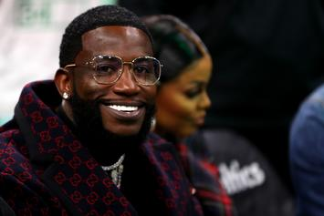 Gucci Mane Congratulates Pooh Shiesty On Impressive First Week Sales