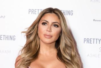 Larsa Pippen Defends Romance With Malik Beasley, Says She Knew He Was Separated