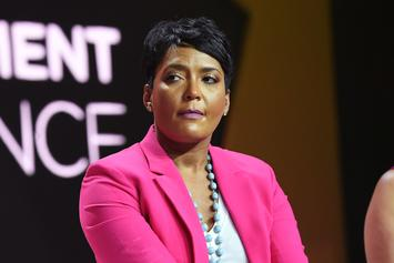 ATL Mayor Keisha Lance Bottoms Doesn't Want People Coming To City For All-Star Weekend