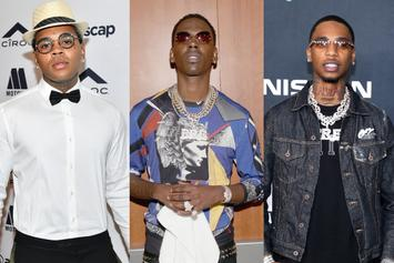"""Kevin Gates, Young Dolph & Key Glock Dominate This Week's """"Fire Emoji"""" Playlist"""
