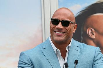 """Dwayne """"The Rock"""" Johnson Says He's Considering A Presidential Run"""