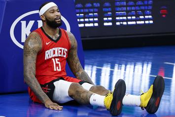 DeMarcus Cousins-Rockets News Leads To Lakers Rumors