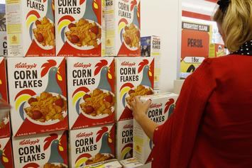 44 Pounds Of Cocaine-Covered Corn Flakes Seized In Ohio