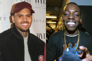 "Chris Brown Salutes Bobby Shmurda: ""King Of New York Sh*t"""