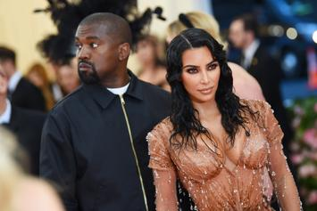 "Kanye West & Kim Kardashian ""Have A Different Vision"" On How To Raise Kids: Report"