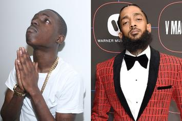 Bobby Shmurda Reveals He Spoke With Nipsey Hussle One Month Before Death