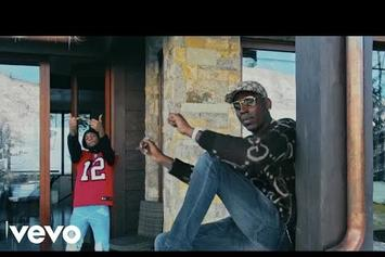 """Young Dolph & Key Glock Hit The Slopes For Snowy """"Aspen"""" Video"""