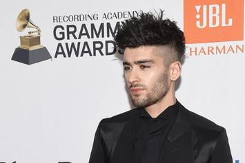 """Zayn Malik Lashes Out & Says """"F*ck The Grammys & Everyone Associated"""""""