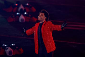 The Weeknd Showered In Platinum RIAA Certifications