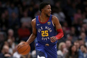 Malik Beasley Allegedly Kicked Montana Yao & Their Son Out Of The House