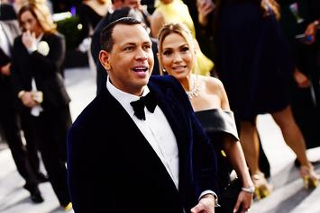 A-Rod Visits J. Lo In Dominican Republic Following Break-Up Rumors