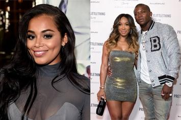 Lauren London's Sons Have A Blast At O.T. Genasis' Son's 1st B-Day Party
