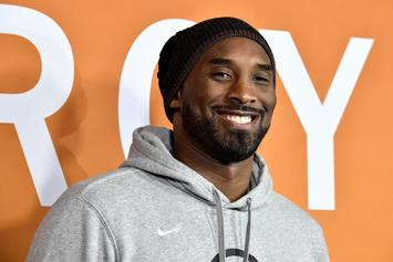"Kobe Bryant's Family Look To Trademark ""Mamba"" & ""Mambacita"" For Apparel: Report"