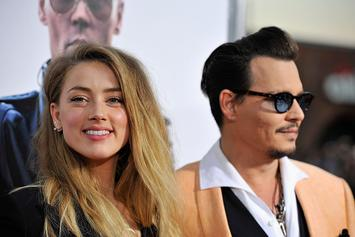 Johnny Depp Claims Amber Heard Hasn't Donated All $7 Mill Of Divorce Money, Wants Retrial: Report