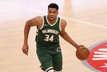 """Giannis Antetokounmpo On Media's Lack Of Bucks Coverage: """"I Just Want To Be Left Alone"""""""
