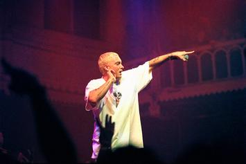 """Eminem's """"Curtain Call"""" Has Spent A Decade On The Billboard Charts"""