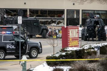 Boulder Police Arrest Suspect In Grocery Store Mass Shooting