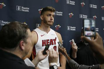 Meyers Leonard Waived By Thunder Following Racist Incident