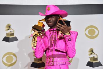 Lil Nas X Hilariously Trolls Fans With Nike Air Max 97 Apology