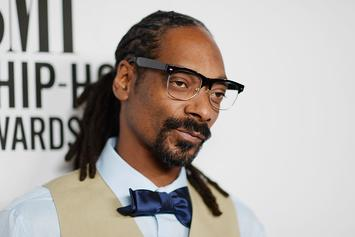 Snoop Dogg Announces New Album