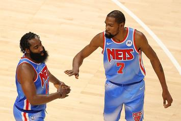 Kevin Durant & James Harden Receive Optimistic Injury Updates