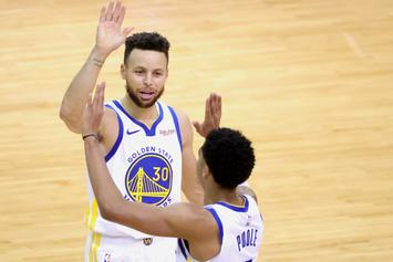 Steph Curry Speaks Out On Warriors' Struggles