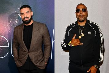 """Drake Locked In For Upcoming """"Drink Champs"""" Episode"""