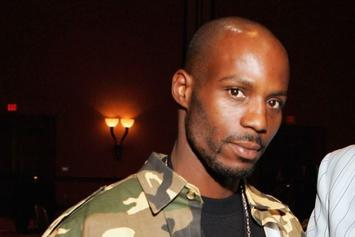 "DMX's Fiancée Gets Tribute Tattoo Done By ""Black Ink Crew"" Artist"