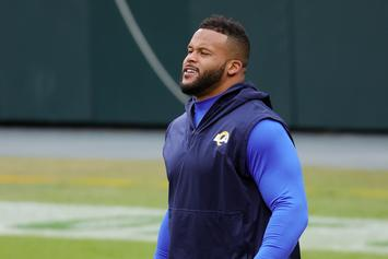 Aaron Donald Actually Helped Man Who Accused Him Of Violent Attack