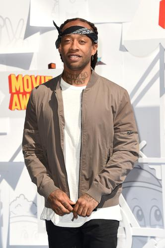 Ty Dolla $ign at the 2015 MTV Awards